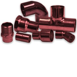 Wrot Copper Fittings
