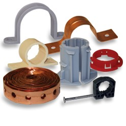 Pipe Straps and Clamps